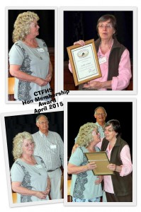 CTFHS Hon Memb award collage
